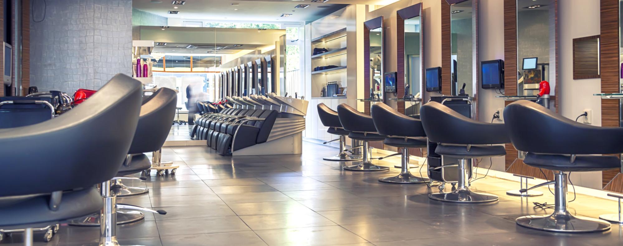 salon office